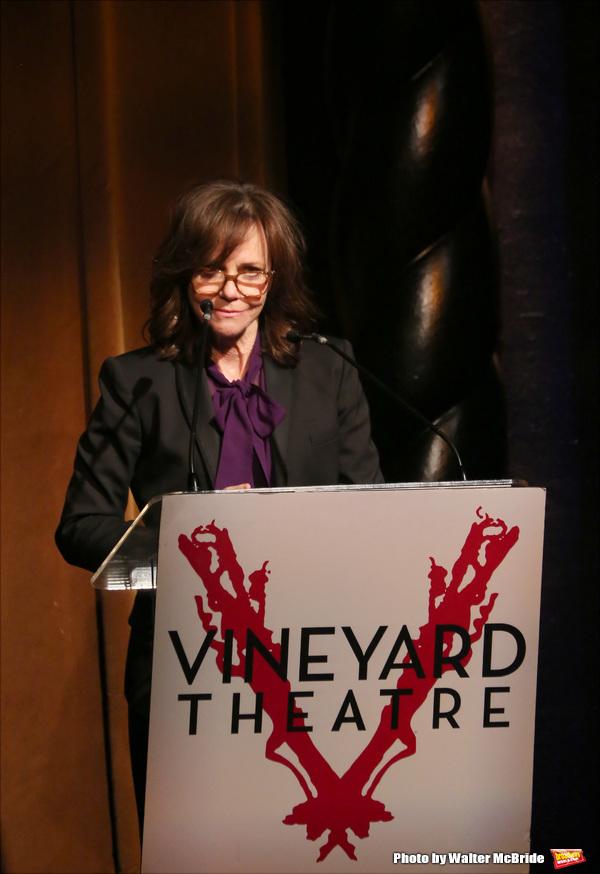 Photo Coverage: Go Inside Vineyard Theatre's 2016 Gala, Honoring Kathleen Chalfant & Sam Rudy!
