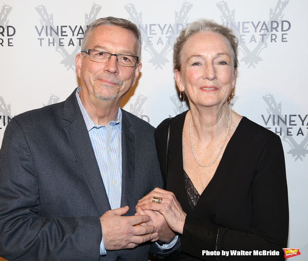 Sam Rudy and Kathleen Chalfant