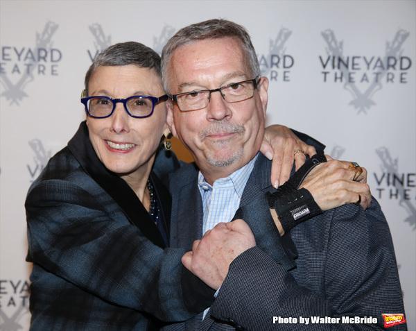 Robyn Goodman and Sam Rudy