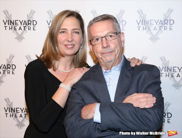 Jennifer Garvey Blackwell and Sam Rudy
