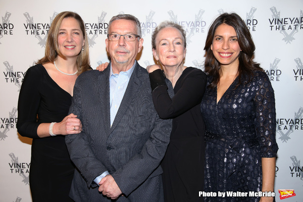 Jennifer Garvey Blackwell, Sam Rudy, Kathleen Chalfant and Sarah Stern