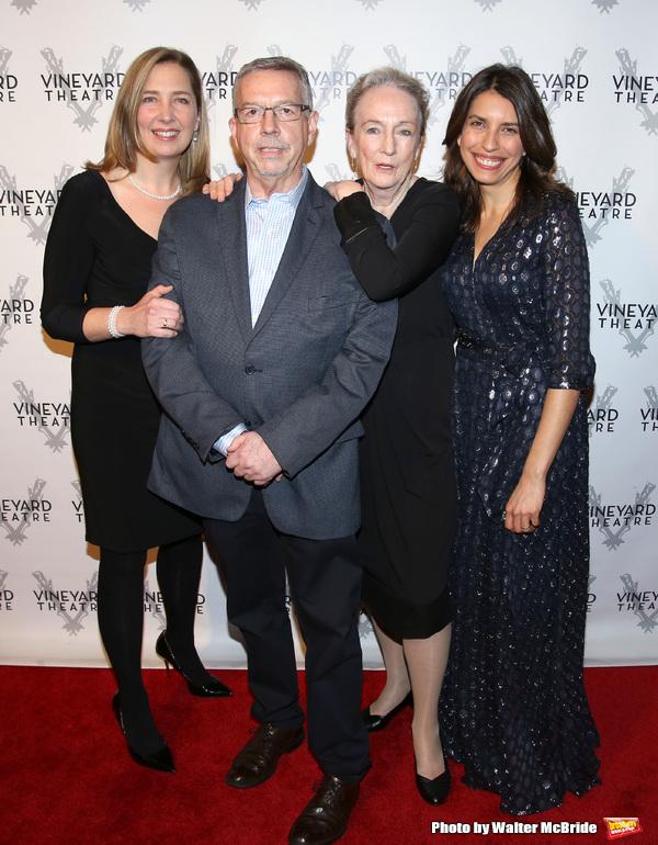 Jennifer Garvey Blackwell, Sam Rudy, Kathleen Chalfant and Sarah Stern