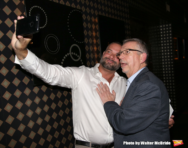 Photo Coverage: On the Red Carpet for Vineyard Theatre's 2016 Gala!