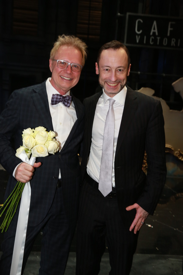 Vincent Paterson und Christian Struppeck