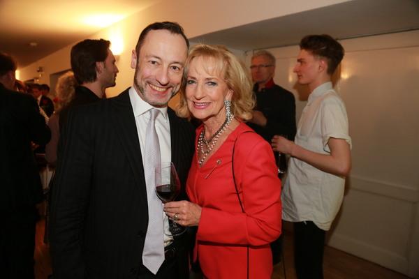 Christian Struppeck & Dagmar Koller