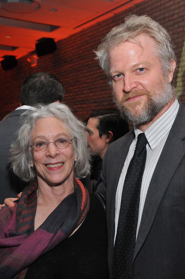 Martha Clarke and CJ Wilson