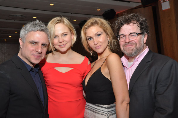 Neil Pepe, Adelaide Clemens, Jenn Lyon and Kenneth Lonergan