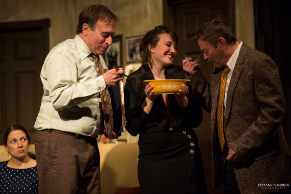 Photo Flash: First Look at ART/WNY's THE HOUSE OF BLUE LEAVES
