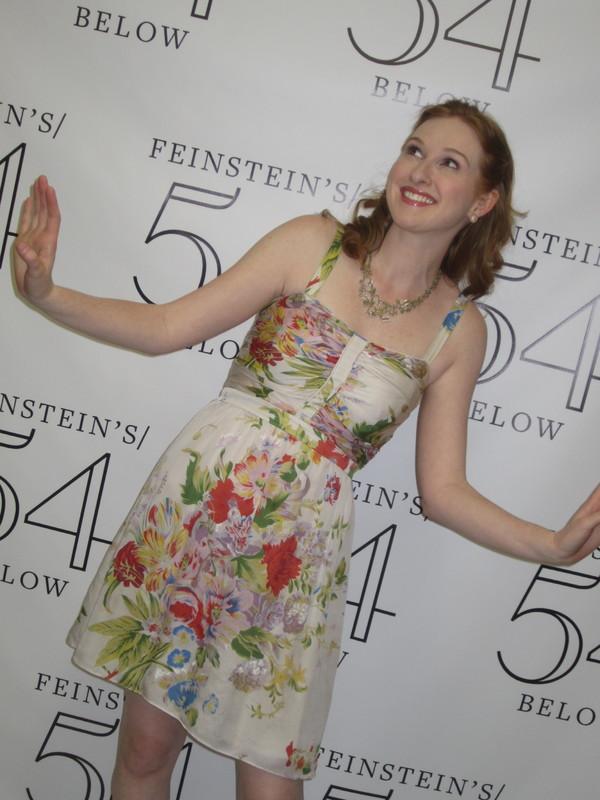 Erin Mackey as 'Giselle'