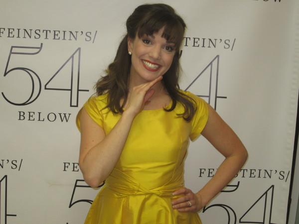Kara Lindsay as 'Belle'