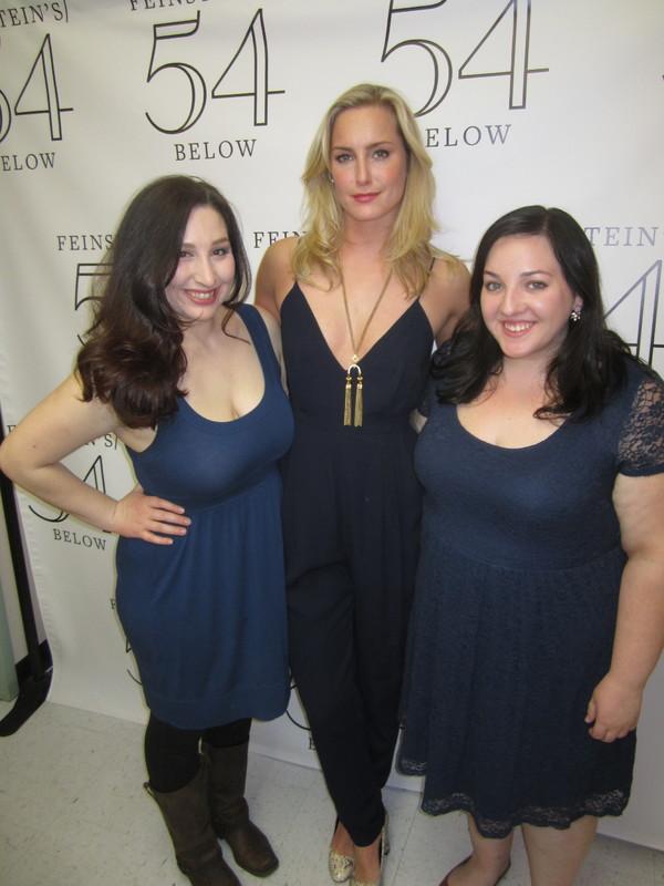 'The Muses' - Lacey Angerosa, Ginna Le Vine, and Rachel Mackenzie Photo