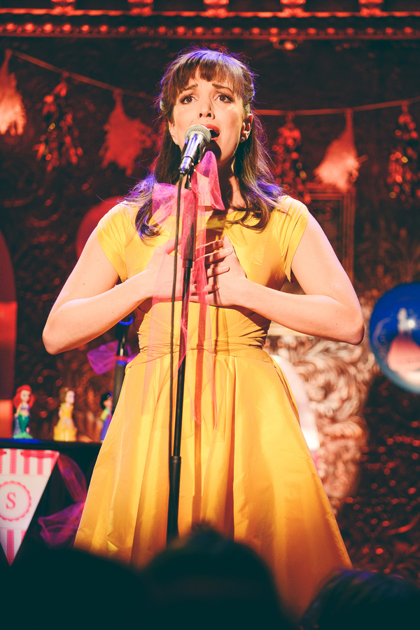 Kara Lindsay sings 'A Change In Me'