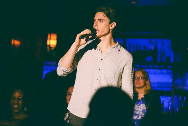 Derek Klena sings 'I See The Light'
