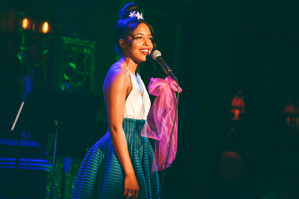 Photo Flash: Laura Osnes, Sierra Boggess, Courtney Reed, Adrienne Warren and More Attend THE BROADWAY PRINCESS PARTY at Feinstein's/54 Below