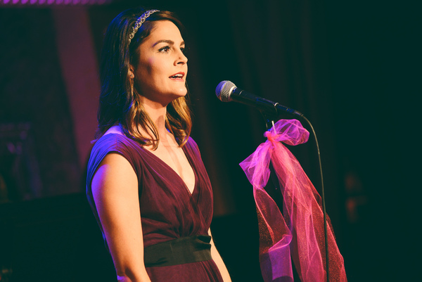 Catherine Charlebois sings 'I Won't Say I'm In Love' Photo