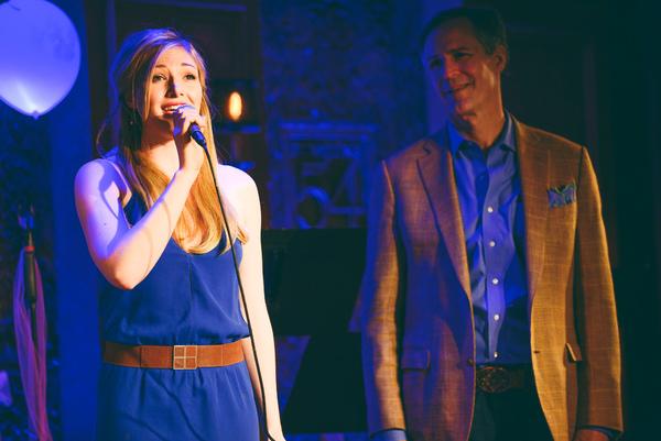 Steffanie Leigh and Howard McGillin