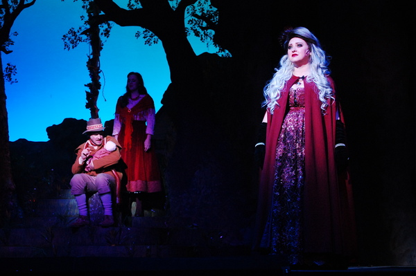 Photo Flash: New Shots from INTO THE WOODS at Theatre Memphis