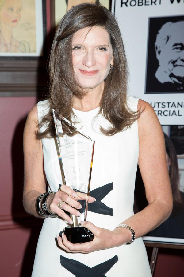 Photo Coverage: Tony-Winning Producer Stacey Mindich Receives CTI Award