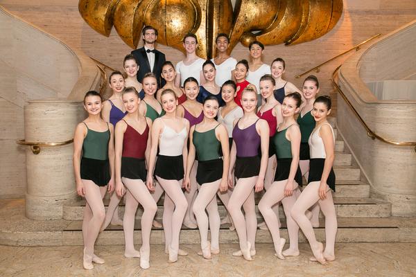 Photo Flash: The School of American Ballet's 2016 WINTER BALL Raises Nearly $1.2 Million