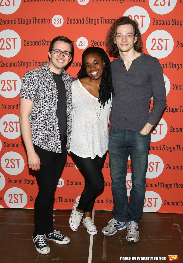 Will Roland, Kristolyn and Mike Faist