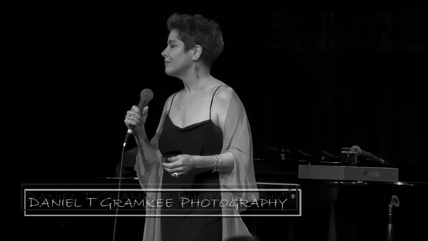 Christine Andreas's lovely profile, © Daniel T Gramkee