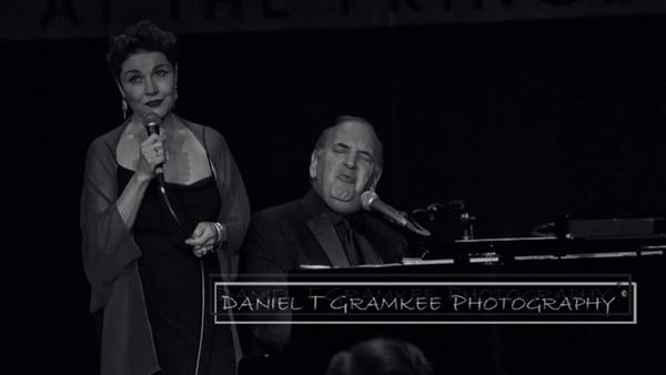 Christine Andreas & Martin Silvestri, © Daniel T Gramkee