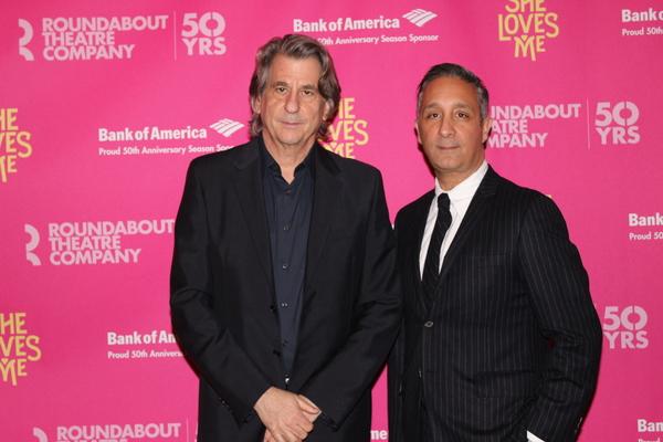 David Rockwell and Jeff Mahshie