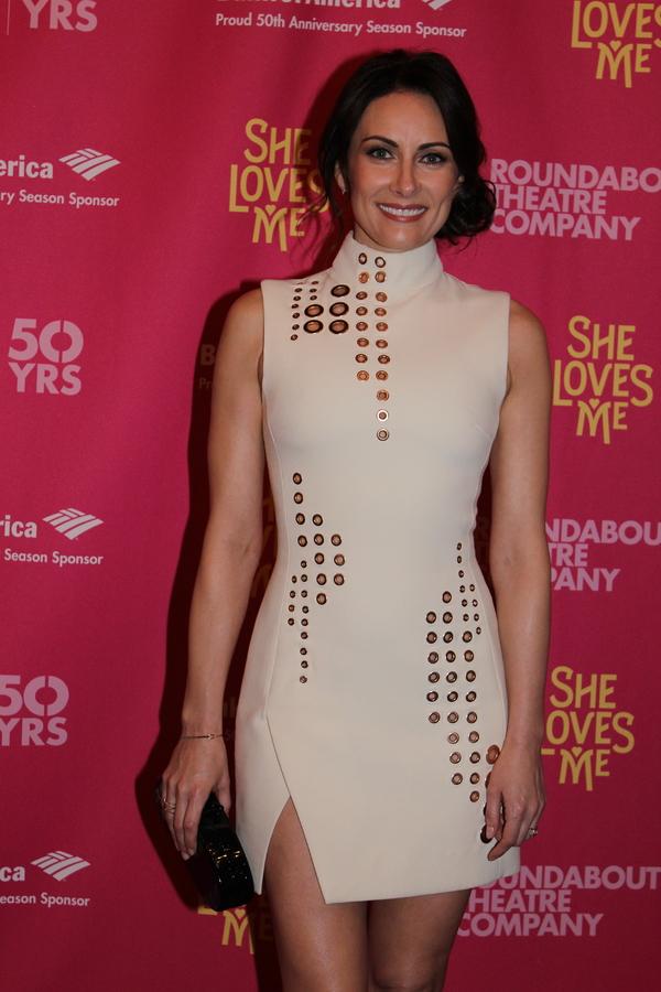 Photo Coverage: SHE LOVES ME COMPANY Celebrates Opening Night!