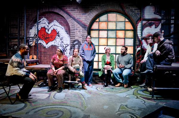 Ron King, Danielle Davis, Deanalis Resto, Parker Guidry, Aubrey McGrath, Charles Bens Photo