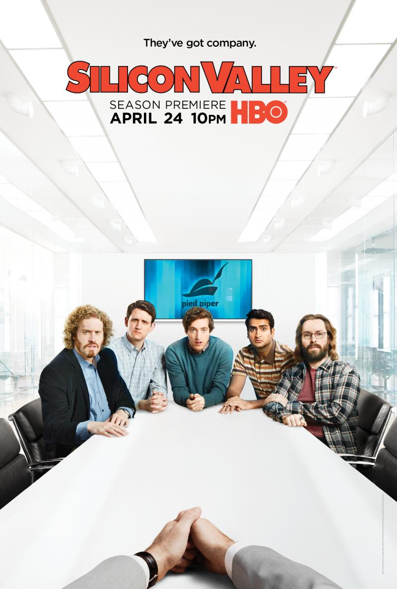 VIDEO: HBO Shares Trailer & Key Art for Season 3 of SILICON VALLEY