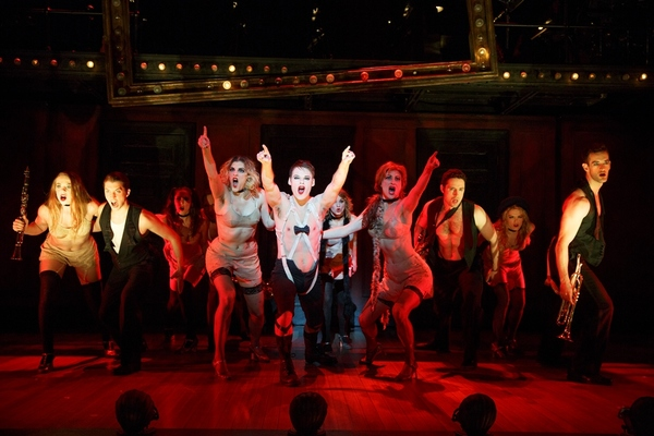 Photo Flash: Sneak Peek at CABARET, Heading to the Adrienne Arsht Center This Spring