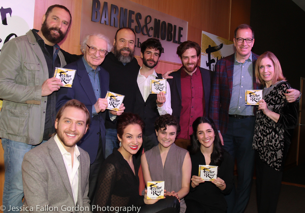 Sheldon Harnick and from Fiddler on the Roof