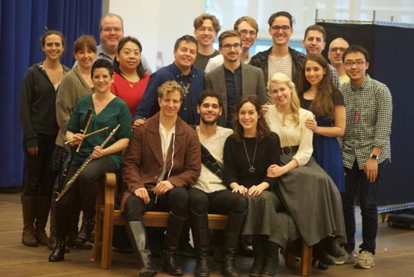 Photo Flash: Alison Luff, Jeremy Hays, and More in LOCH LOMOND