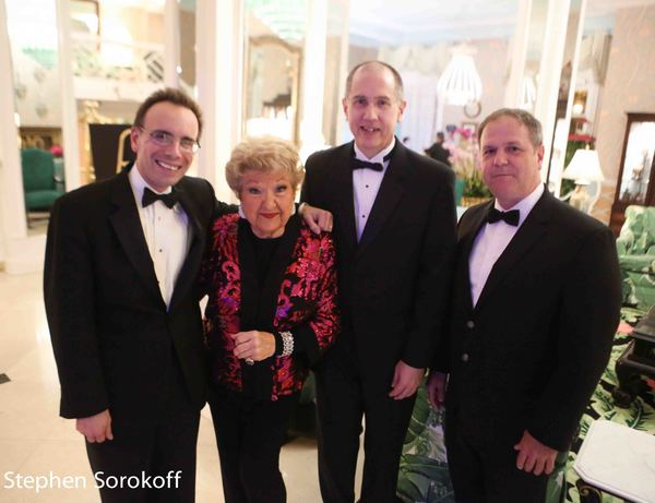 Tedd Firth, music , Marilyn Maye, Tom Hubbard, Eric Halvorson