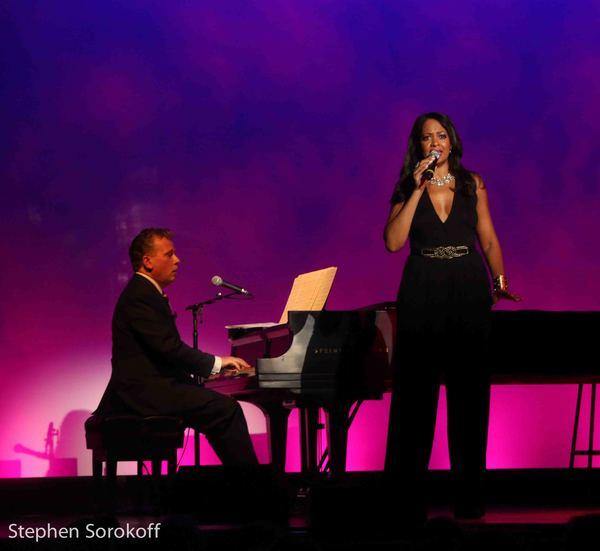 Billy Stritch & La Tanya Hall Photo