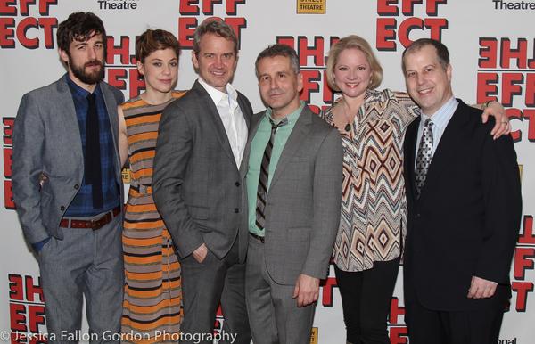 Carter Hudson, Susannah Flood, Steve Key, David Cromer, Kati Brazda and George Demas