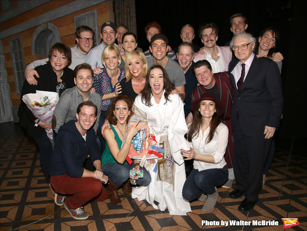 Exclusive Photo Coverage: Inside SHE LOVES ME's Gypsy Robe Ceremony!