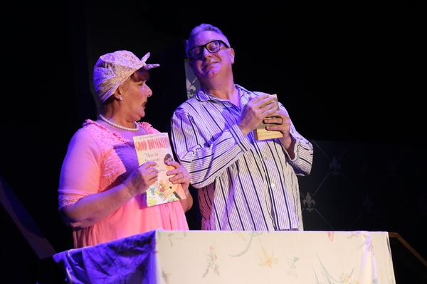 Shirley Hatton and Don Schlossman