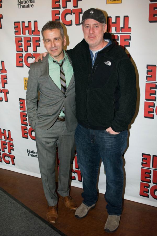 David Cromer and Brian Koppelman