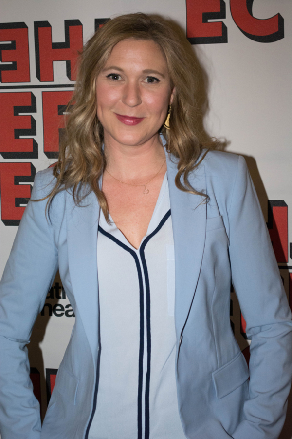 Photo Flash: See Kenny Leon, Geneva Carr, Carmen Cusack and More Attend the Opening Night of THE EFFECT