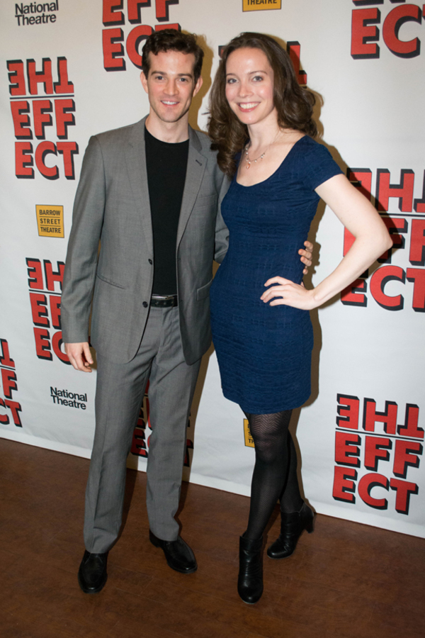AJ Shively and Patricia Noonan