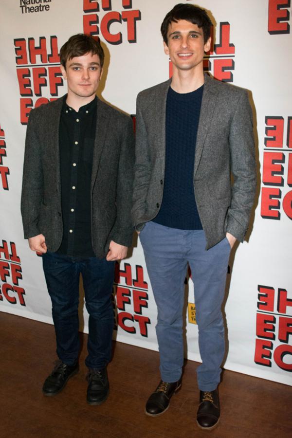 Benjamin Wheelwright and Tyler Lea Photo