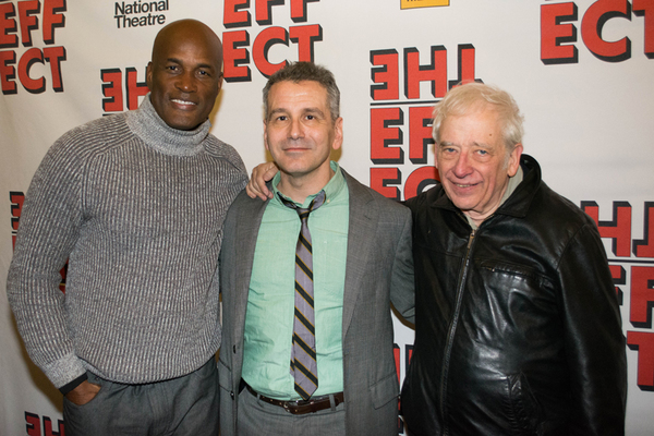 Kenny Leon, David Cromer, and Austin Pendleton