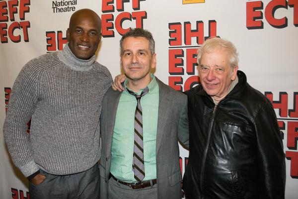 Kenny Leon, David Cromer, and Austin Pendleton