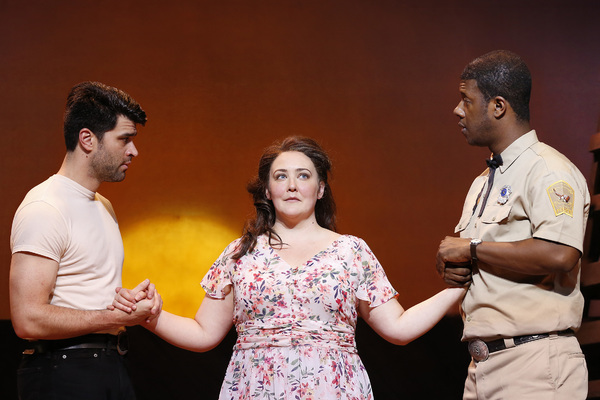 Photos: First Look at 110 IN THE SHADE at Ford's Theatre
