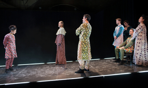 Leigha Kato (as Saint Joan), John Basiulus (as the Archbishop), Gregory Isaac (as Tremouille), Aaron Kirkpatrick (as La Hire), Andrew Betz (as The Dauphin), Josh Carpenter (as Bluebeard), Anita Holland (as the Duchess de la Tremouille)