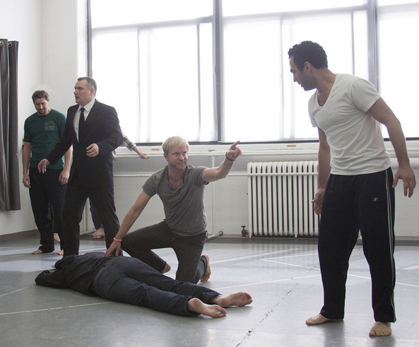 Photos: In Rehearsal with Titan Theatre Company's JULIUS CAESAR
