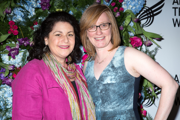 Julie Larson, Heather Hitchens