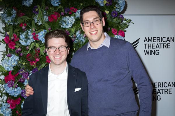 Ryan Cunnigham, Joshua Salzman