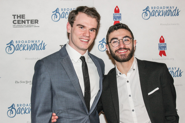Photos: Stars Celebrate Inside the BROADWAY BACKWARDS After Party!